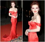 "Bella Thorne In  Rita Vinieris  @ "" Midnight  Sun "" Rome Premiere"