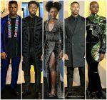 """Black Panther "" European Premiere In London"