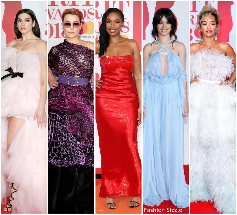 brit-awards-2018-redcarpet