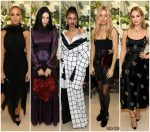 British Vogue & Tiffany Fashion and Film Party 2018 in London