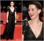 Claire Foy In Valentino  @ 'Unsane' Berlinale International Film Festival Premiere