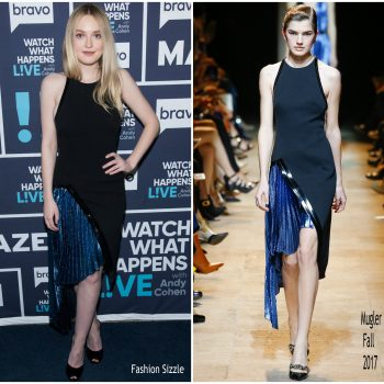 dakota-fanning-in-mugler-watch-what-happens-live