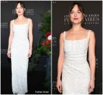 Dakota Johnson In Prada  @ 'Fifty Shades Freed' Paris Premiere