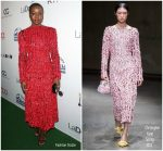 Danai Gurira In Christopher Kane @ 4th Hollywood Beauty Awards