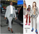 Danai Gurira In Marco De Vincenzo  @  Good Morning America