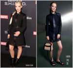 Dove Cameron In Longchamp  @ 100th Episode Celebration Of ABC's 'Marvel's Agents Of S.H.I.E.L.D.'