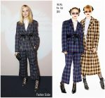"Elle Fanning In Miu Miu  @  Miu Miu Women's Tales #15 ""Hello Apartment by Dakota Fanning"" London screening​"