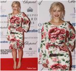 Emilia Clarke In Dolce & Gabbana  @ The Centrepoint Awards