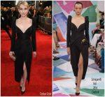 Emma Roberts In Schiaparelli Couture  @ 2018 BAFTAs