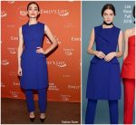 Emmy Rossum  In Lea Rose  @  Emily's List 'Run Resist Win'  Event, Los Angeles
