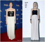 Greta Gerwig In Alexander Wang  @ 2018 Directors Guild Awards