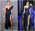 Heidi Klum In Zuhair Murad Couture  @ 2018 amfAR Gala New York