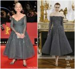 Helen Mirren In Rami Al Ali Couture  @ 'Isle Of Dogs' Berlinale International Film Festival Premiere & Opening Ceremony