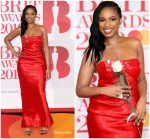 Jennifer Hudson  In Ralph Lauren @ The BRIT Awards 2018