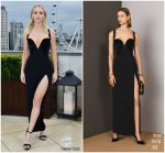 Jennifer Lawrence In Versace @ 'Red Sparrow' London Photocall