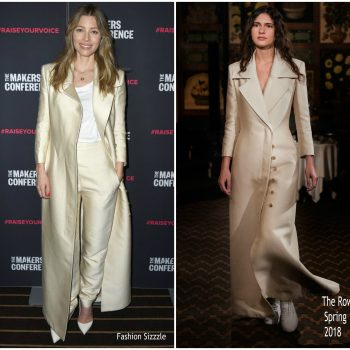 jessica-biel-in-the-row-2018-makers-conference