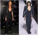 "Joan Smalls In  Tom Ford @   ""Black Panther"" New York Screening"