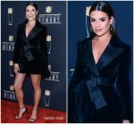 Lea Michele in Ashi Studio @ 2018  NFL Honors
