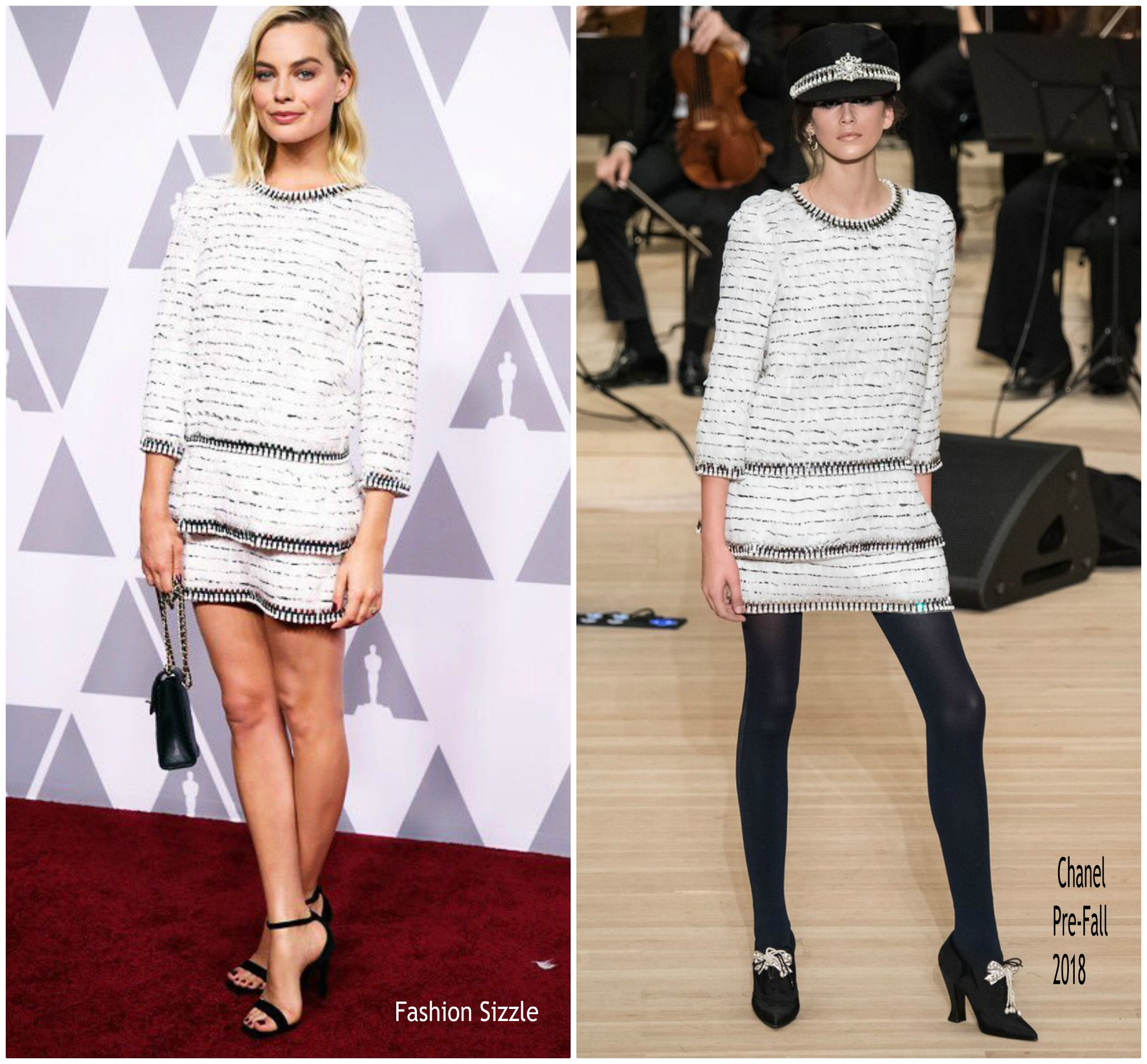 margot-robbie-in-chanel-90th-annual-academy-awards-nominee-luncheon