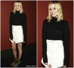 Margot Robbie in Dion Lee @  Film Independent Screening Series