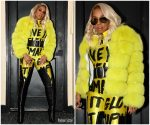 Mary J Blige Performs  In  These Pink Lips  &   Tzarina By Ollia