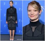 "Mia Wasikowska  In Prada  @ ""Damsel "" 2018 Berlinale International Film Festival Photocall"