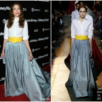 michelle-monaghan-in-carolina-herrera-vanishing-of-sidney-hall-la-premiere