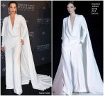 Rita Ora In Stéphane Rolland Couture  @ 'Fifty Shades Freed' Paris Premiere