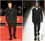 "Robert Pattinson  In Dior Homme  @  ""Damsel "" 2018 Berlinale International Film Festival"