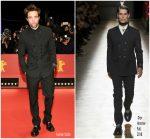 "Robert Pattinson  In Dior Homme  @  ""Damsel "" 2018 Berlinale International Film Festival"