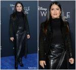 """Salma Hayek  Dressed In Black @ """"A Wrinkle In Time"""" LA Premiere"""