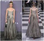 Sienna Miller In Christian Dior Couture  @  2018 amfAR Gala New York