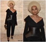 Solange Knowles In Mugler @ Stuart Weitzman's Fall 2018 Presentation