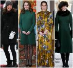 The Duke And Duchess Of Cambridge Visit To Sweden – Day 1