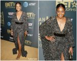 Tiffany Haddish In Michael Costello @ 2018 American Black Film Festival Honors Awards