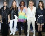 Zadig & Voltaire Fall 2018 NYFW Front Row