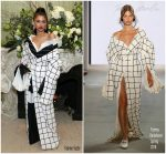 Zendaya Coleman In  Fatima Danielsson @  British Vogue & Tiffany Fashion And Film Party