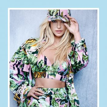 KENZO La Collection Memento Nº2 : Britney Spears by Peter Lindbergh