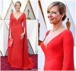 Allison Janney In Reem Acra  @ 2018 Oscars
