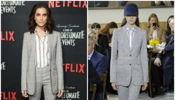 allison-williams-in-gabriela-hearst-netflixs-a-series-of-unfortunate-events-season-2-premiere