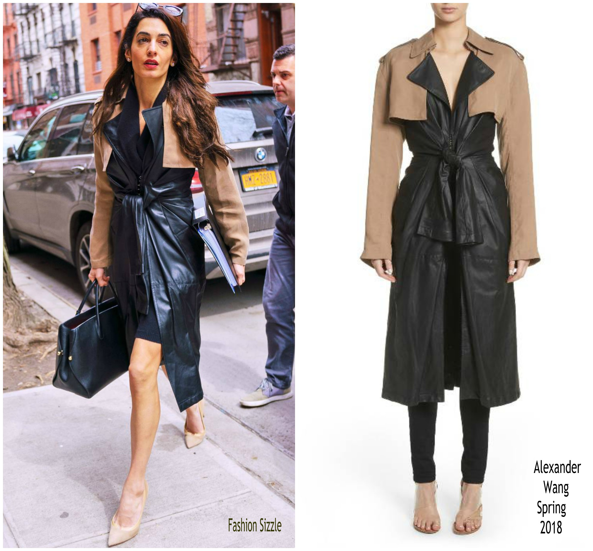 amal-clooney-in-alexander-wang-out-in-new-york