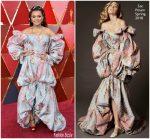 Andra Day  In Zac Posen  @  2018 Oscars