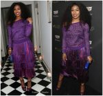 Angela Bassett  In Missoni @ Cadillac Celebrates Oscar Week 2018