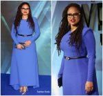 Ava DuVernay in Prada @ 'A Wrinkle in Time' London Premiere