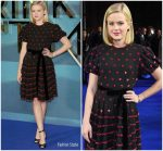 Ava Phillippe In RED Valentino  @ 'A Wrinkle In Time' London Premiere
