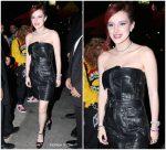 Bella Thorne In Ben Taverniti Unravel Project   @  Midnight Sun' LA Premiere Afterparty
