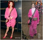 Bella Thorne In Marc Jacobs  @  'Midnight Sun' New York Screening