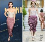 Bella Thorne In Raisa & Vanessa @  'Midnight Sun' LA Premiere