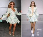 "Beyonce Knowles In Zimmermann @ ""A Wrinkle In Time"" Premiere"