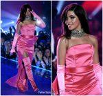 Camila Cabello In  Walter Mendez  Performing   @ 2018 iHeartRadio Music Awards